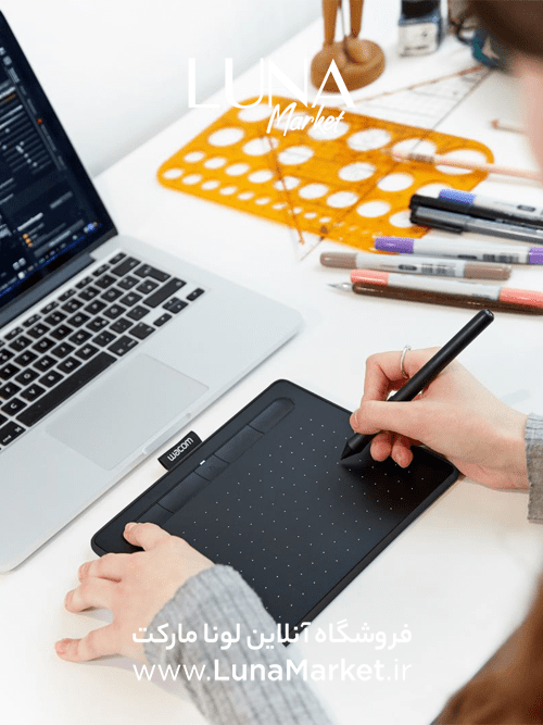 تبلت طراحی وکام small BT